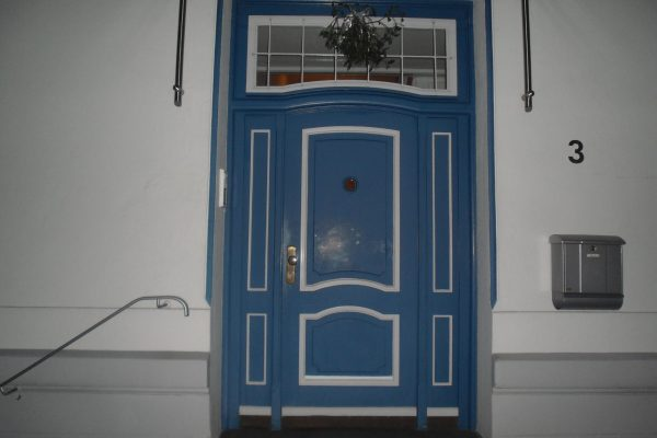 Haustür alt